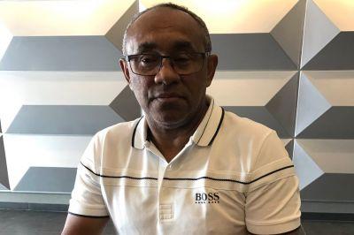 Ahmad Ahmad veut envoyer Issa Hayatou à la retraite