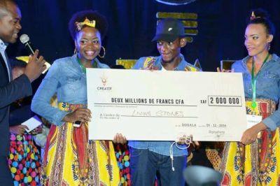 Creativ 2016: retour sur la finale de la 1ere édition à Douala Bercy