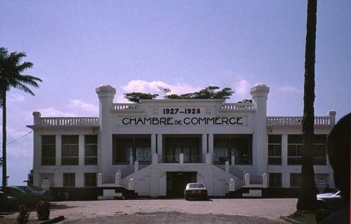 La Chambre de commerce du Cameroun