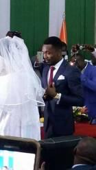 Le mariage civil du couple Beynaud en images