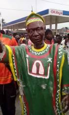 Clash entre la police et l'activiste André Essama à Douala