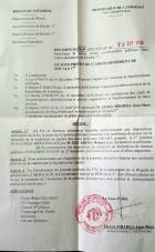 Douala 1er: le sous-préfet interdit une conférence de presse