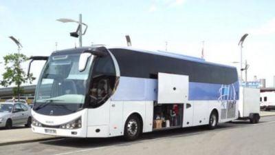 43 bus VIP désormais en circulation à Yaoundé