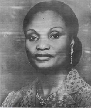 Jeanne Irène Biya, 1ère épouse du chef de l'Etat