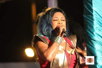 Coco Argentée wowed the Crowd at the FESTAC in Limbe