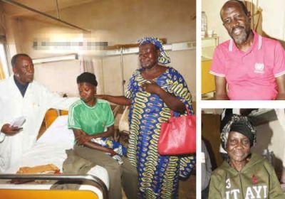 Les ex-otages de Lagdo sont à Yaoundé