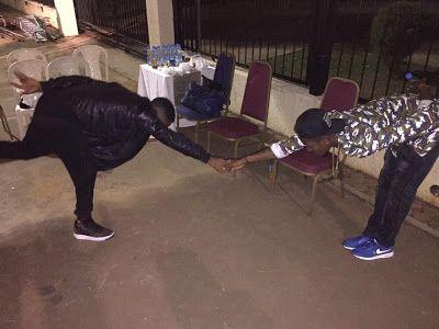Cameroon celebrities do the #BidoungChallenge
