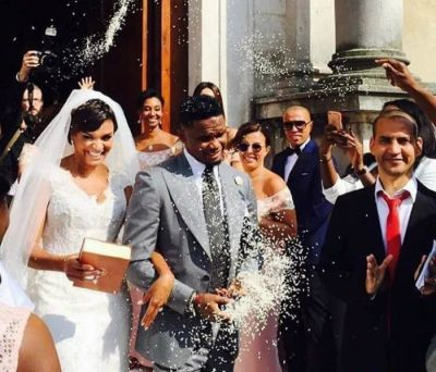Mariage de Georgette et Samuel Eto'o