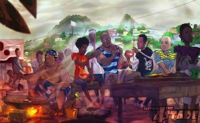 Mboa BD Festival 2016: 14 choses à savoir sur l'exposition de Felix Fokoua