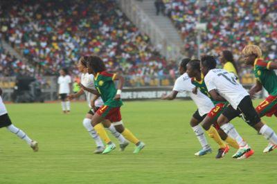 Cameroun - Ghana (1-0) en images