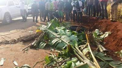Bamenda: okada thief burnt alive