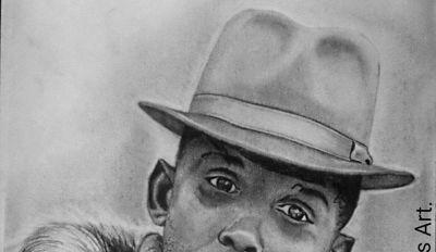 Kobe Williams, l'artiste aux doigts de fée