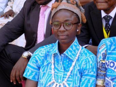 Le sultan Mbombo Njoya rend hommage à la Lionne Nchout Adjara
